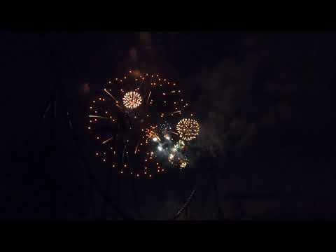 Canada Day Fireworks 2019 @ Canada's Wonderland