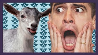 10 FACTS ABOUT GOATS AND BRENDON URIE!