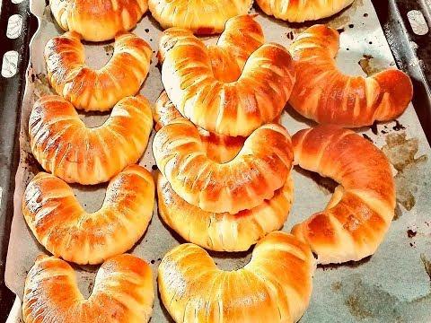 Pamuk kiflice / Najmekše kiflice sa sirom - Kuhinja Sunčane Staze