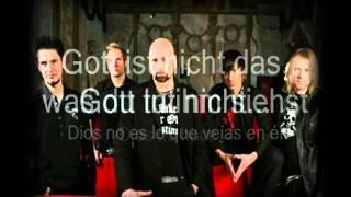 Megaherz - Fauler Zauber (Letras Alemán - Español)