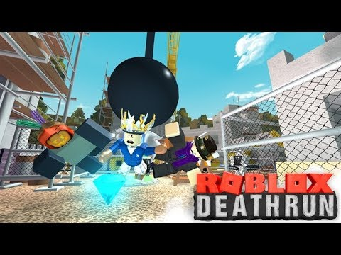 ROBLOX: Deathrun - VICTORY!!!! [Xbox One Gameplay, Walkthrough]