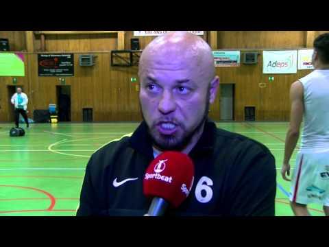 Coach Franco Forte Point Break Tilleur na 4 15 verlies BVB tegen FT Antwerpen