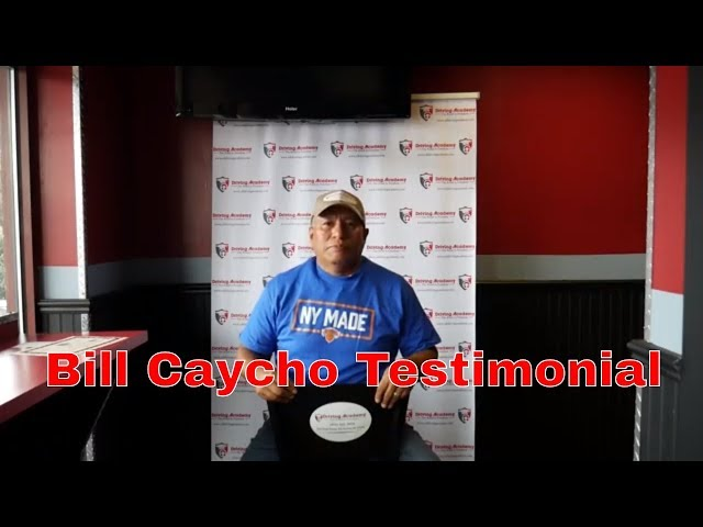Another Successful CDL Student - Driving Academy Testimonial