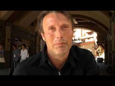 Mads Mikkelsen Interview - YouTube