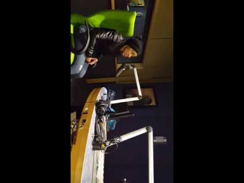Amore in conversation with DJ KCI from UWFM on 88.0-106.00FM