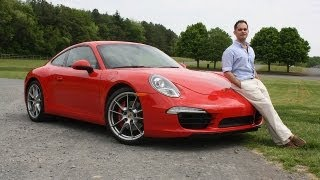 Porsche 911 Carrera S 2012 Test Drive & Car Review with Ross Rapoport by RoadflyTV