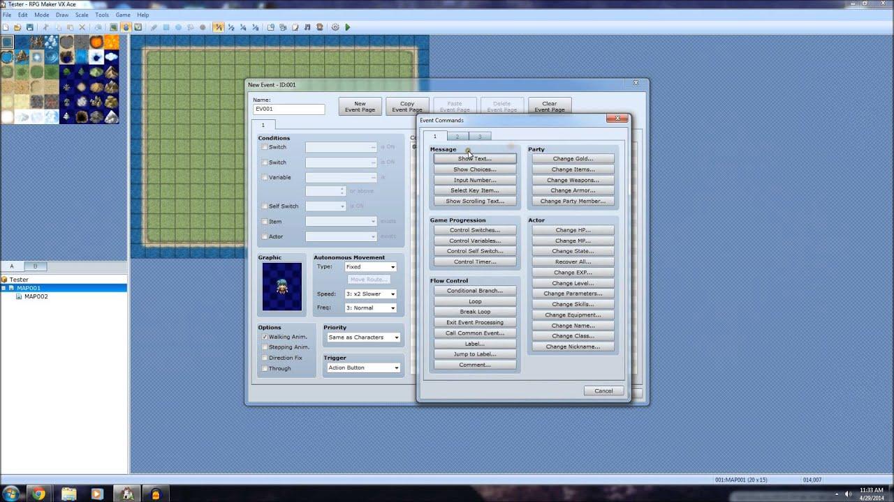 Script Spotlight - S1E2 - Yanfly Ace Message System