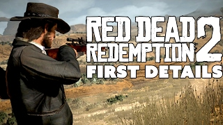 Red Dead Redemption 2 FIRST DETAILS! - The Know Gaming News