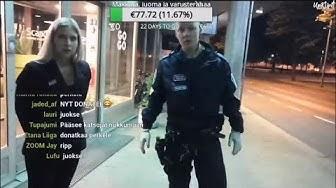 TampereenTero häiriköi hotellissa ja poliisit tulee paikalle