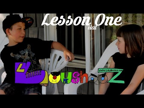 Lesson One New Hat  FRESH 2 DEF by LOUSHOOZ with Dojo