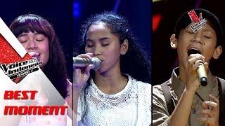 Video ADI & VITARA & SHARLA | The Voice Kids Indonesia Season 2 GTV 2017 download MP3, 3GP, MP4, WEBM, AVI, FLV Juli 2018
