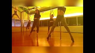 Exotic Pole Dance Flow, Sophie Atlan, Tel-Aviv, Israel