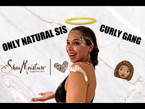 how-to-wash-day-for-dry-curly-natural-hair-using-natural-non-toxic-products---shea-moisture