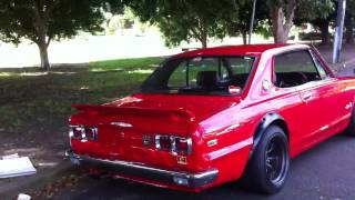 Repeat youtube video How to Import a Hakosuka 1972 Skyline GT-R Clone from Japan? Call Edward Lee's