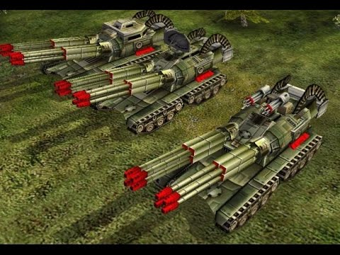 Generals Zero Hour : Challenge( Hard ) - Super Weapon Vs. USA Air Force - Contra 008