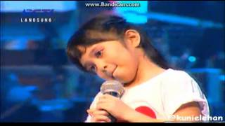 Afiqah Mama You Are My Everything At Konser CJR