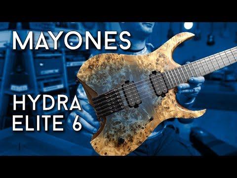 No Head? Mayones Hydra Elite 6 - Unboxing & 1st Impressions