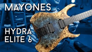 No Head? Mayones Hydra Elite 6 - Unboxing & 1st Impressions