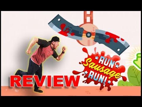 Run, Sausage, Run: Game Review W/SpockJoe