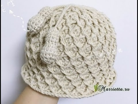 Crochet Patterns For Free Crochet Hat Patterns For Children 2272