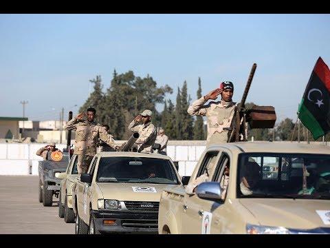 الجيش الوطني الليبي يتقدم باتجاه مركز طرابلس  - نشر قبل 3 ساعة