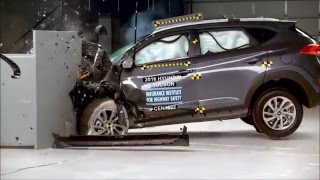 Краш-Тесты (Iihs)/Crash Tests (Iihs) 2016-Part 2