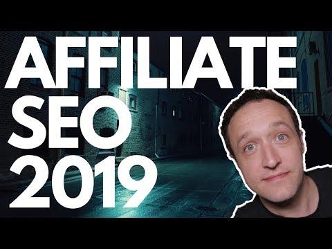 Affiliate Marketing SEO 2019 with WordPress – 5 MUST DO SEO TIPS