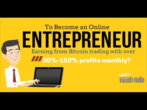 Learn to earn with Bitcoin Trading- How to grow your Bitcoin investment!