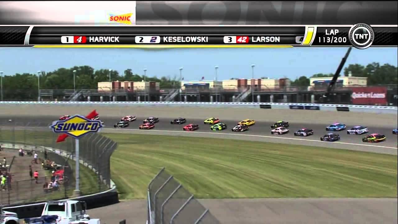 2014 Quicken Loans 400 at Michigan International Speedway - NASCAR
