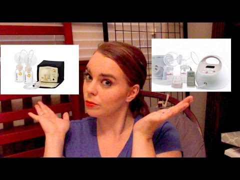 PICKING A BREAST PUMP  (How To Get A Free Pump)
