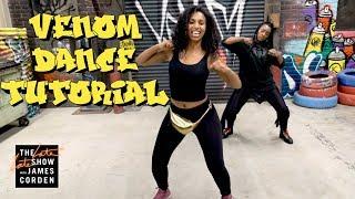 Venom Dance Tutorial - Spittin' Venom