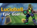 Lucioball Epic Goal | Overwatch