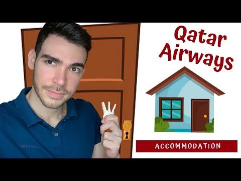 LA CASITA 🏠💙 🛫 QATAR AIRWAYS Alojamiento | Accommodation Qatar Airways Cabin Crew 2020
