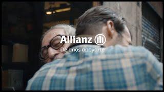 En Allianz queremos que te sientas bien acompañado