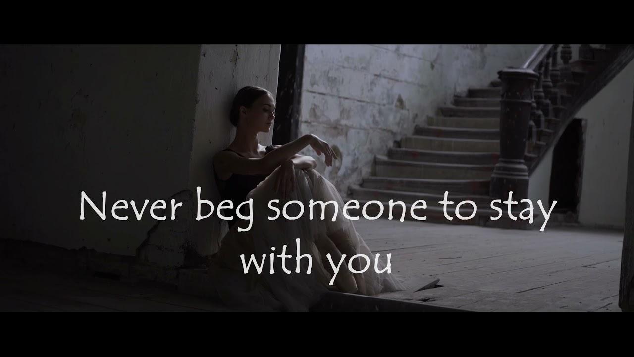 Never beg for LOVE (Short Poem)