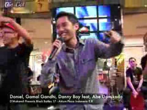 Doniel Gamal Gandhi Danny Boy Abe Domikado    Live at Block Battles 17