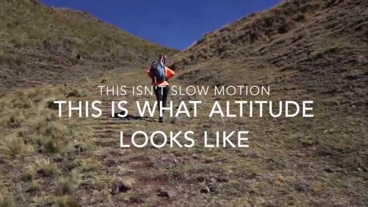 This is what Altitude Looks Like - YouTube