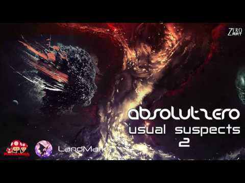 AbsolutZero - Dj Set'' Usual Suspects 2'' August 2017 [Psytrance]