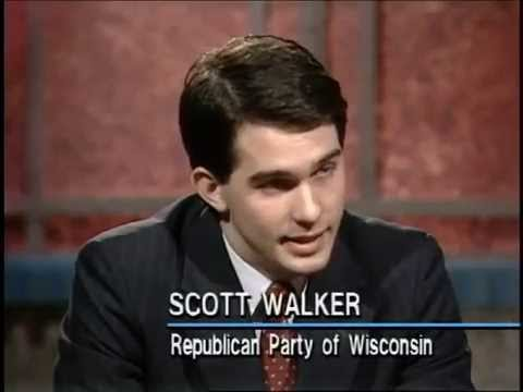 Scott Walker Debated David Duke In 1992!  Yep, And There's Video