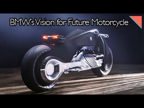 BMW Motorrad VISION NEXT 100, Mobility's Impact on Sales? - Autoline Daily 1964