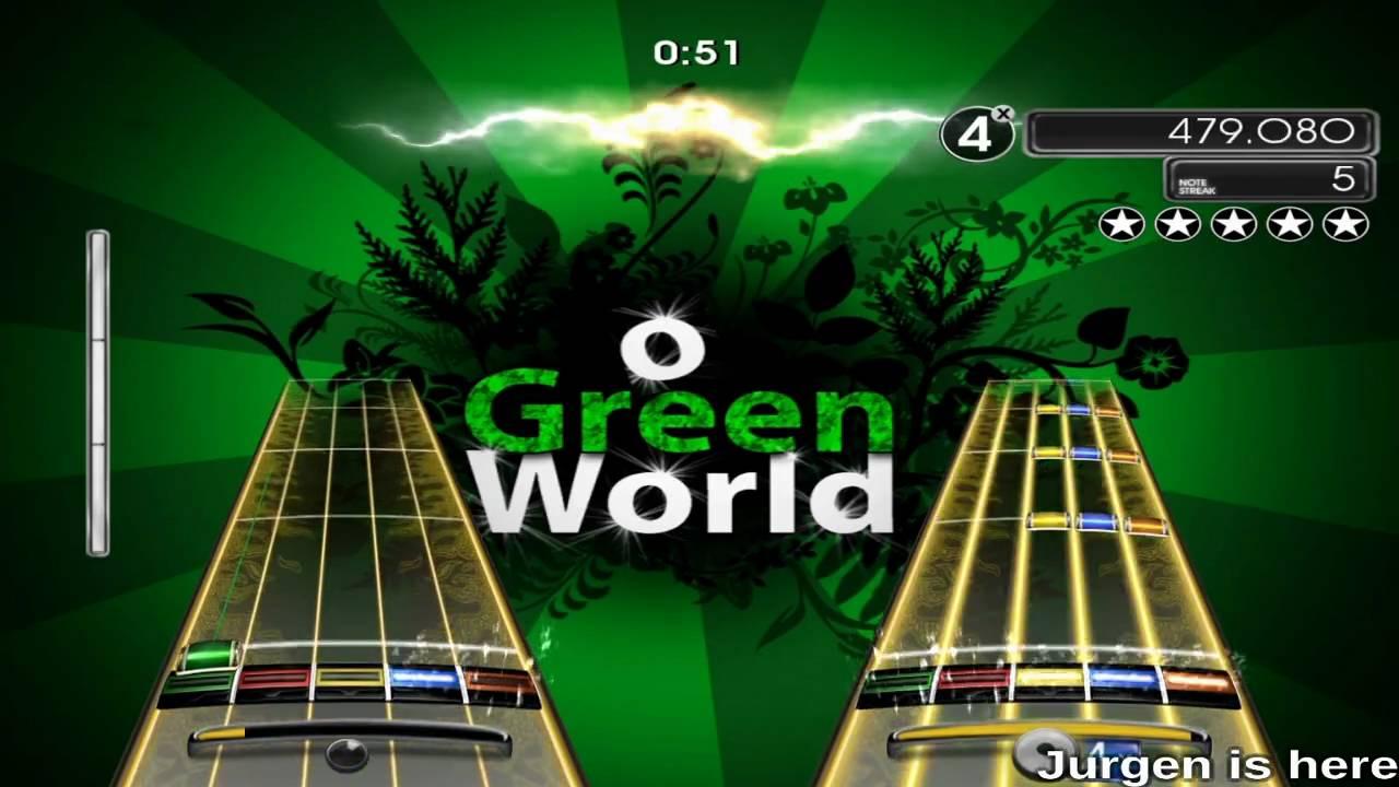 Gorillaz O Green World Fof Youtube