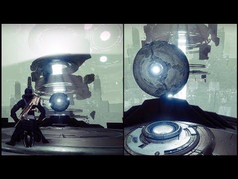 Destiny 2 (PC) 4K - Curse of Osiris: Deep Storage - Tree of Probabilities - Hijacked