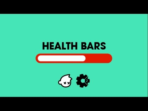 Construct 2 - Health Bars Introduction