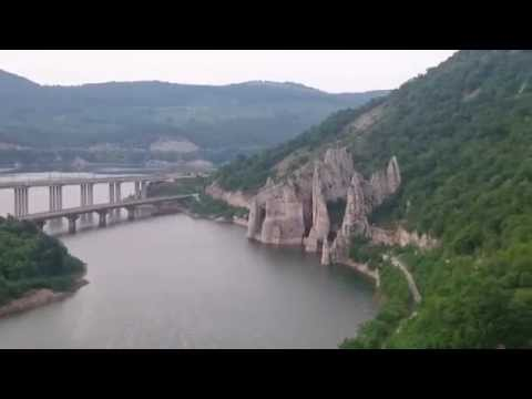 Wonderful Cliffs near village Asparuhovo - Bulgarian beauty places - PART 1