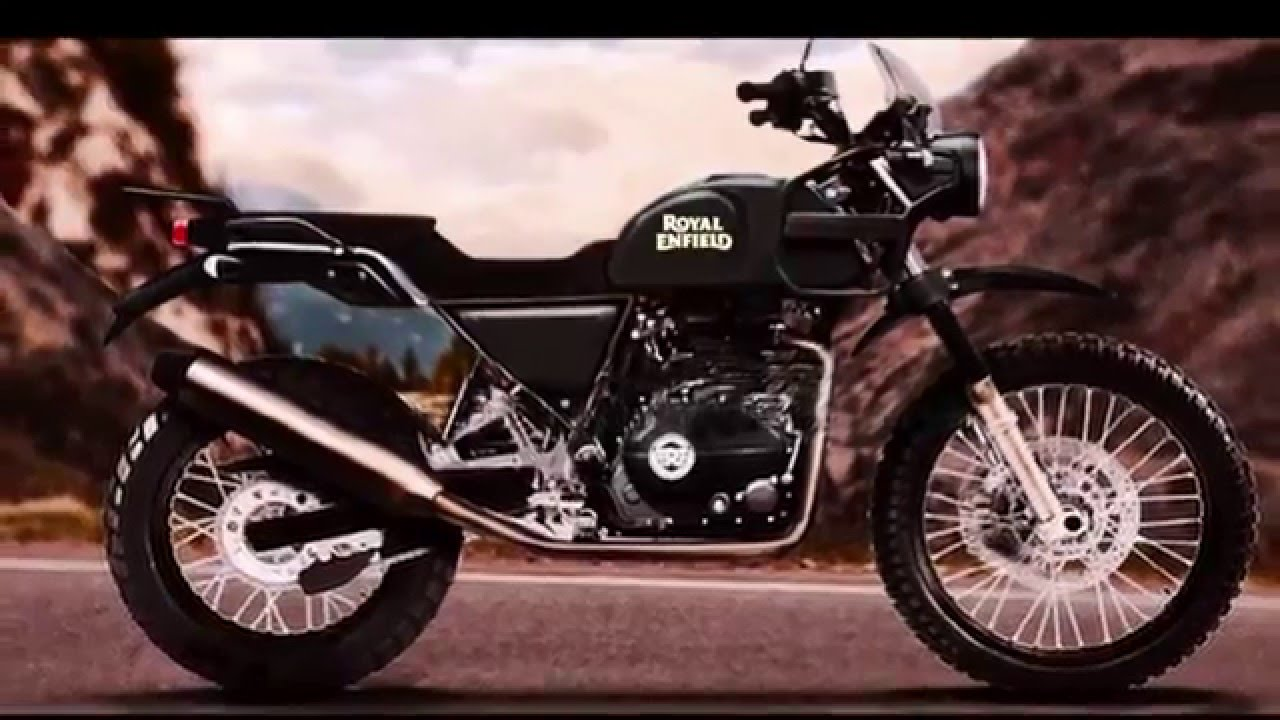 Royal Enfield Himalayan Unveiled Price To Be Announced March