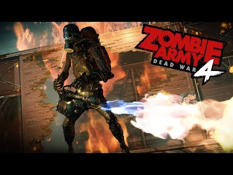 Zombie Army 4: Dead War # 18 - Alter Zoo, Alter Hai