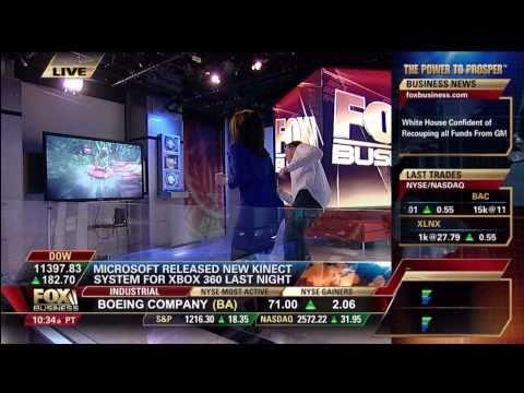 Fox Business - Lori Rothman 11 04 10