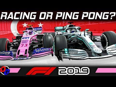 F1 2019 KARRIERE #16 – Singapur GP | Let's Play Formel 1 Deutsch Gameplay German