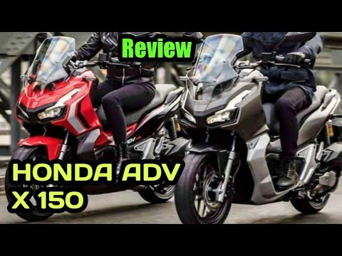HONDA ADV X150 | REVIEW BEST SCOOTER | 2019