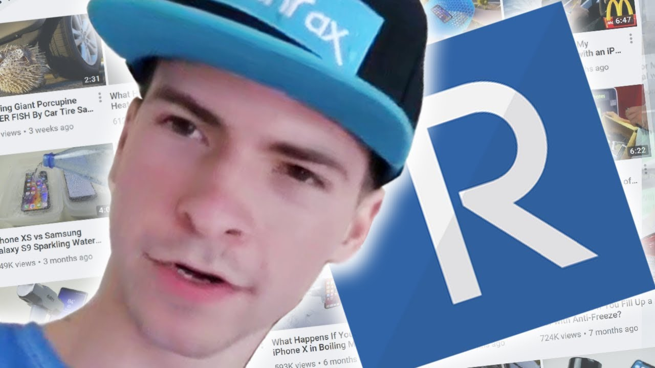 Techrax is Running Out of Ideas